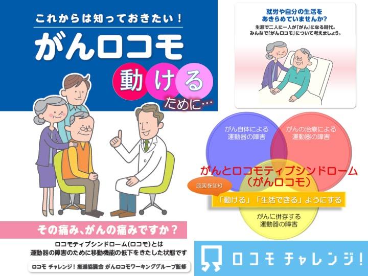 ロコモ チャレンジ!推進協議会