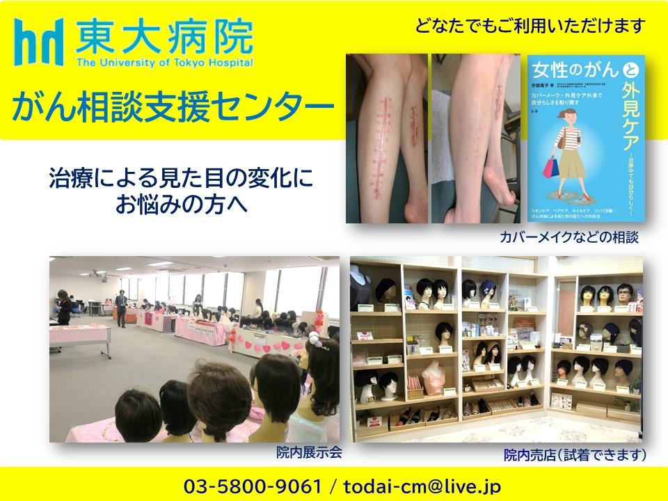 東京大学医学部附属病院 がん相談支援センター